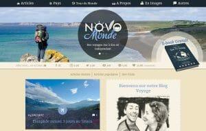 novo-monde blog voyage