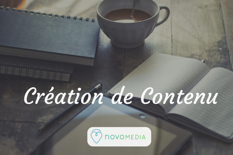 novo-media création de contenu