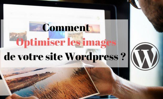 Comment compresser ses images pour améliorer la vitesse de son site wordpress