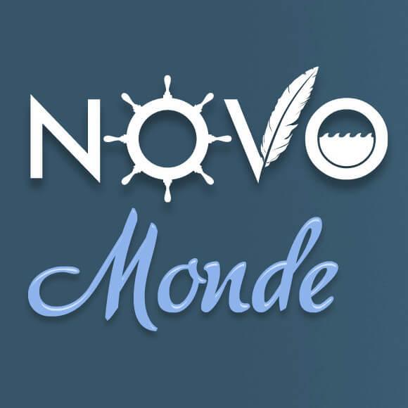 logo novo-monde blog voyage