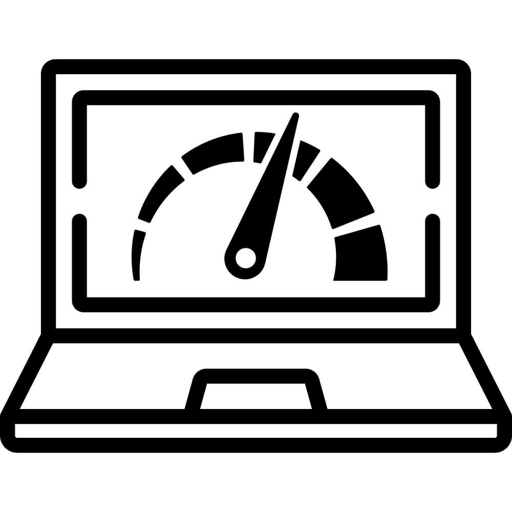 page cache speed