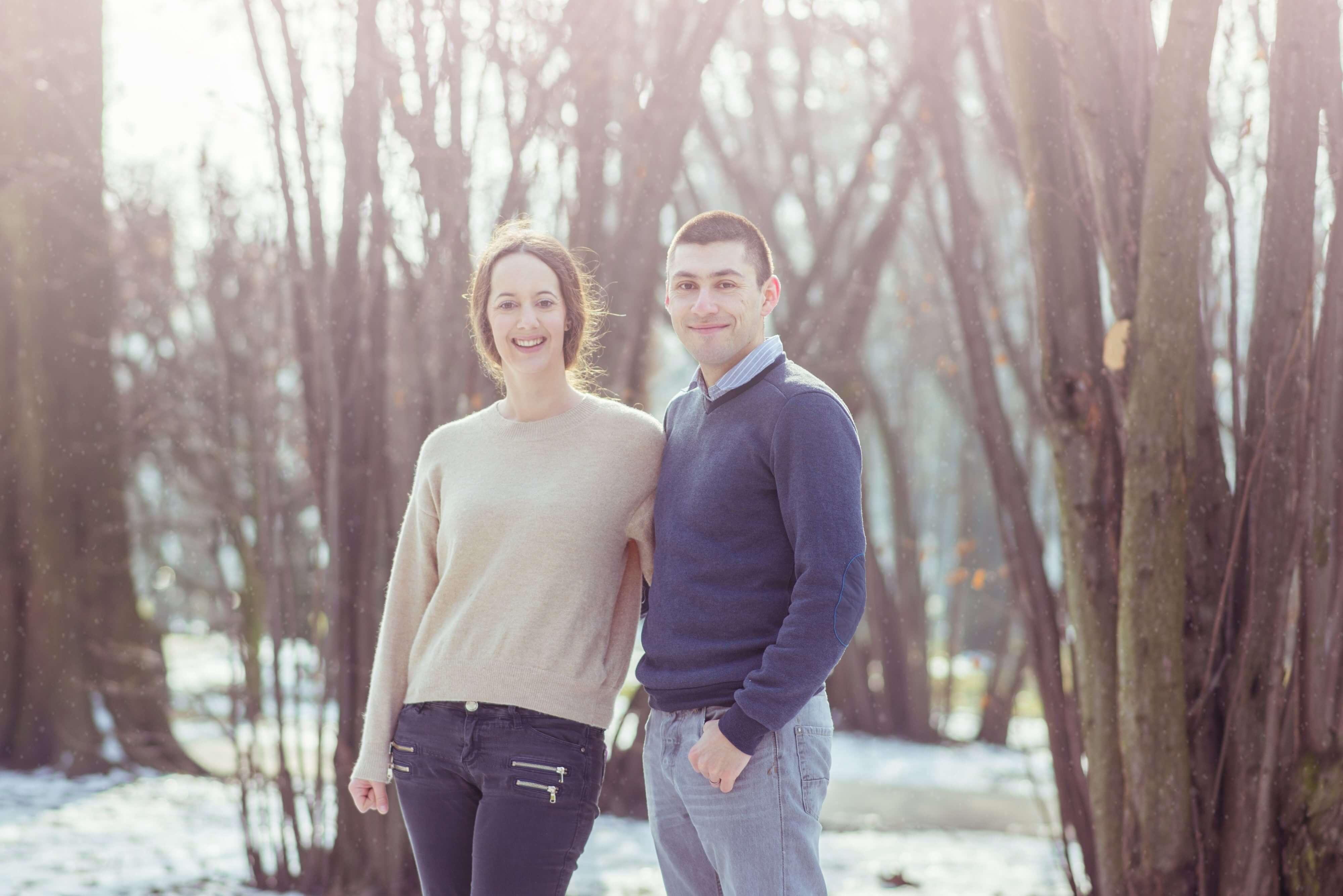 Fabienne et Benoit Luisier de Novo-media