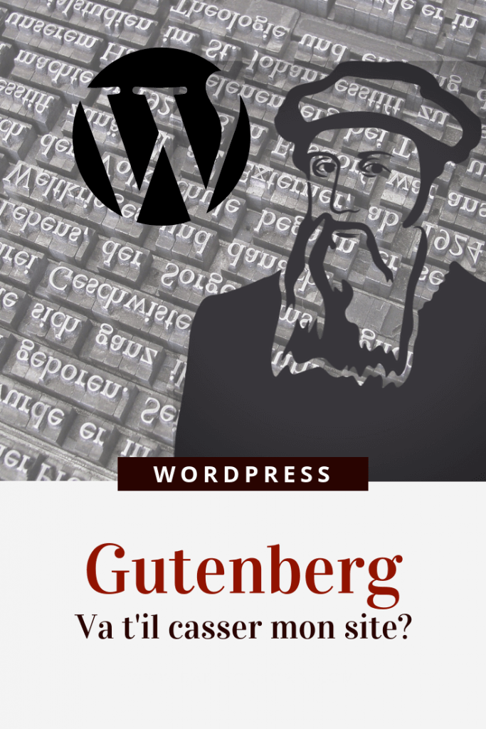 Gutenberg wordpress avis