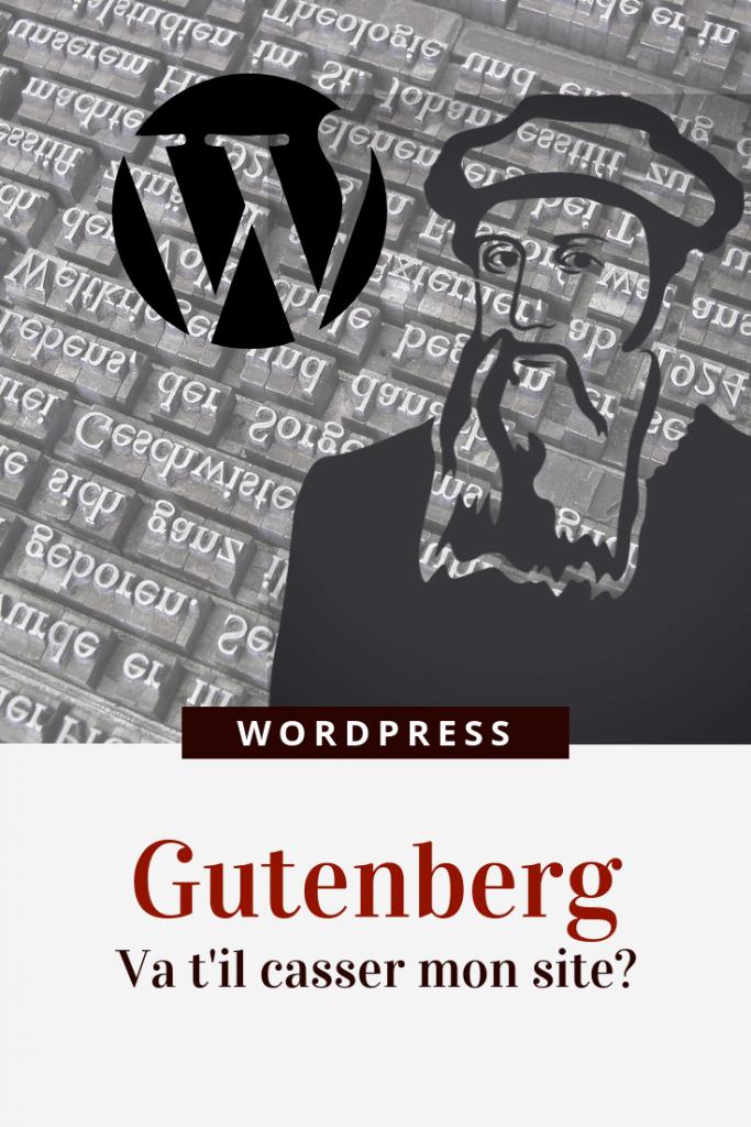 Gutenberg wordpress avis