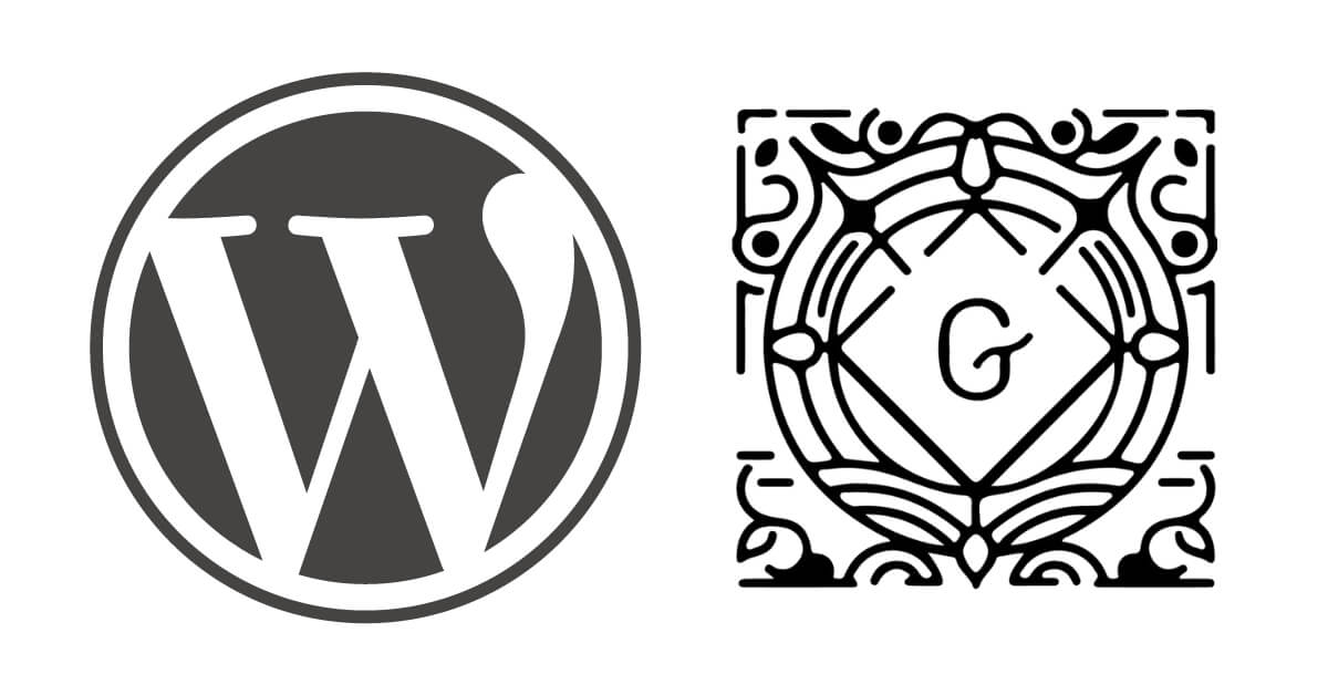 gutenberg wordpress