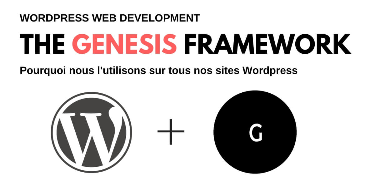 genesis wordpress framework
