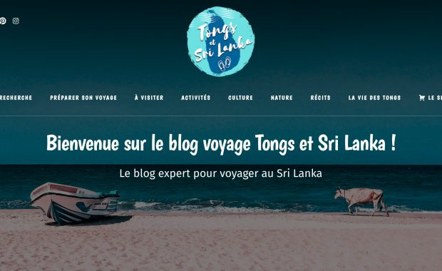 blog tons et sri lanka