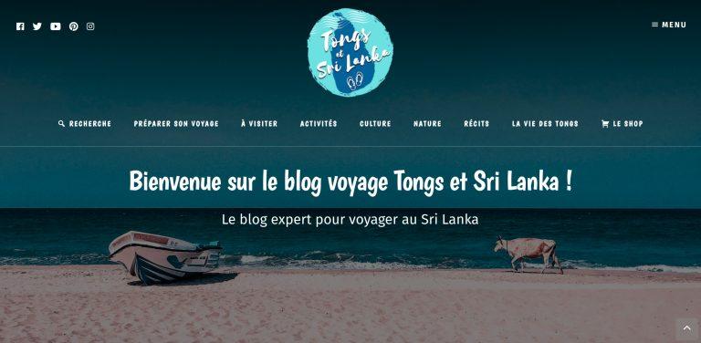 blog tons et sri lanka