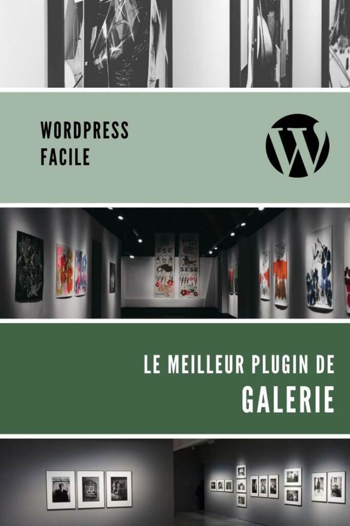 plugin galerie wordpress