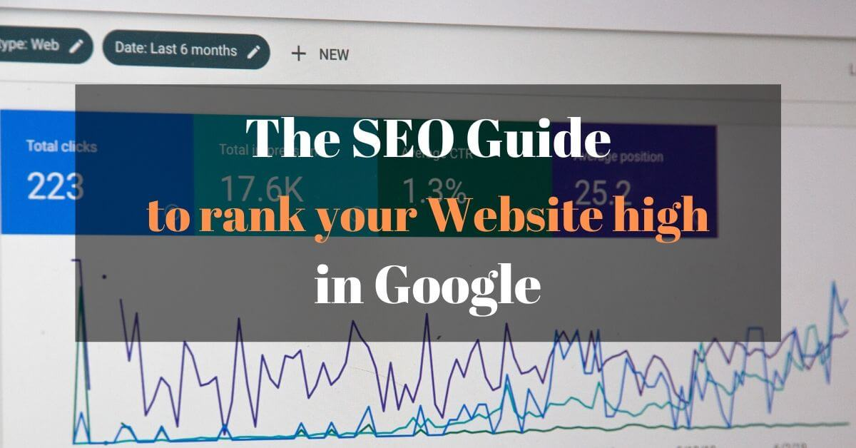 seo guid to get organic traffic
