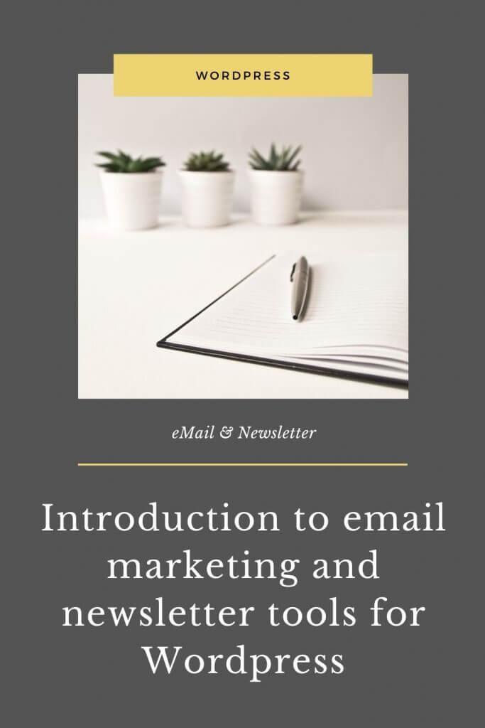 newsletter for wordpress