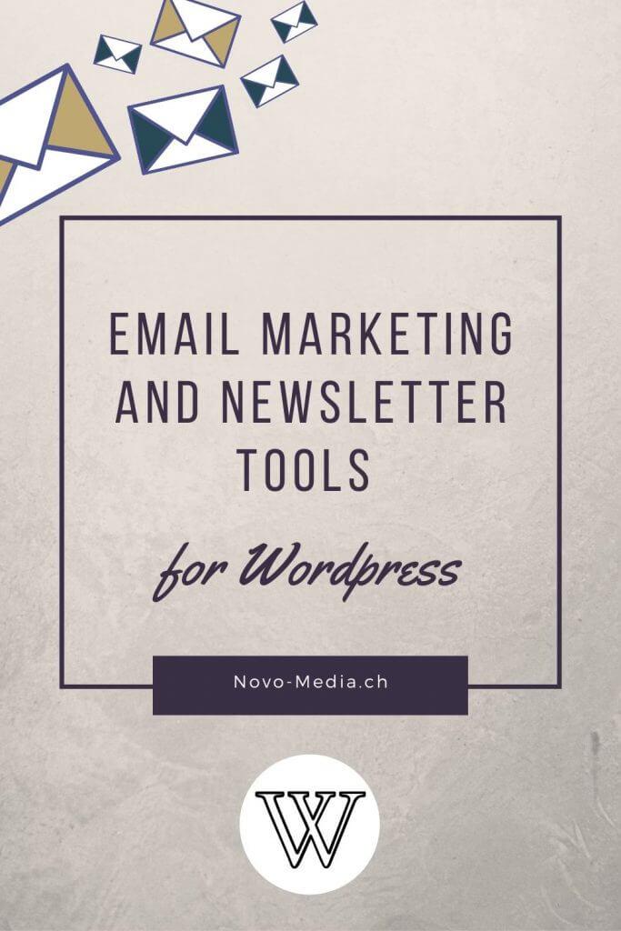 emailing wordpress