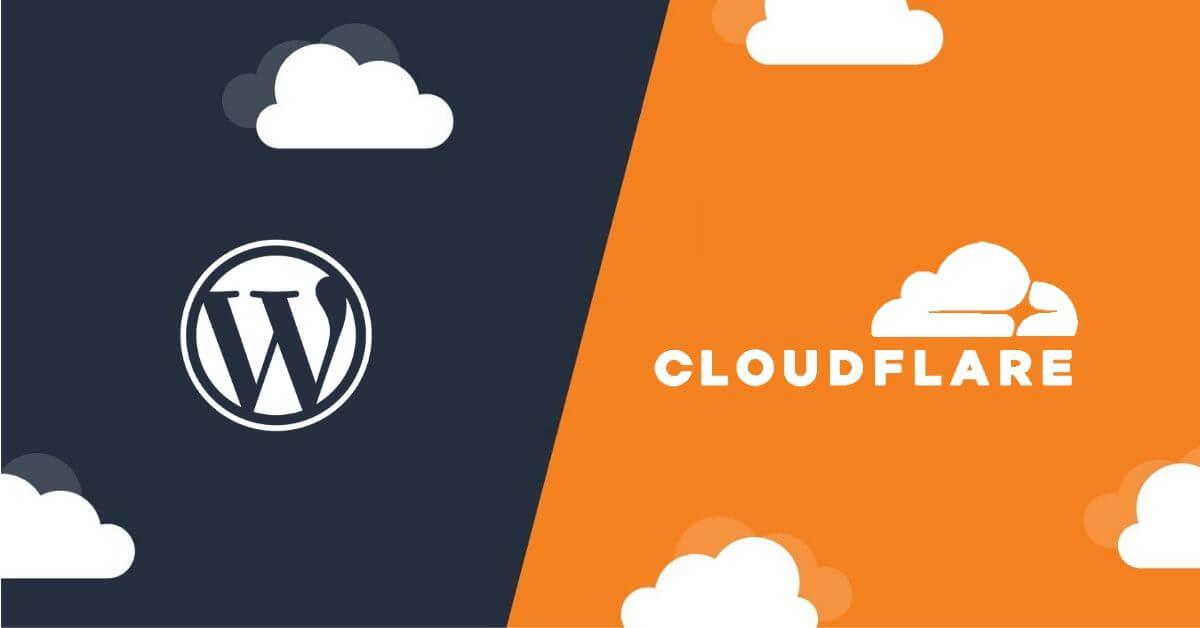 CDN cloudflare Wordpress