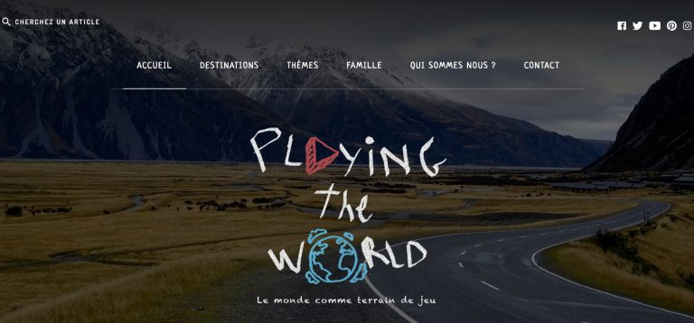 playing the world blog voyage
