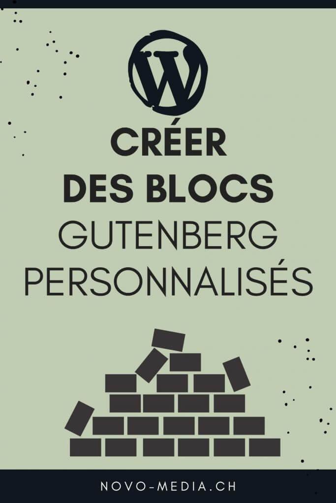 blocs gutenberg
