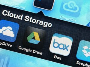 external storage providers
