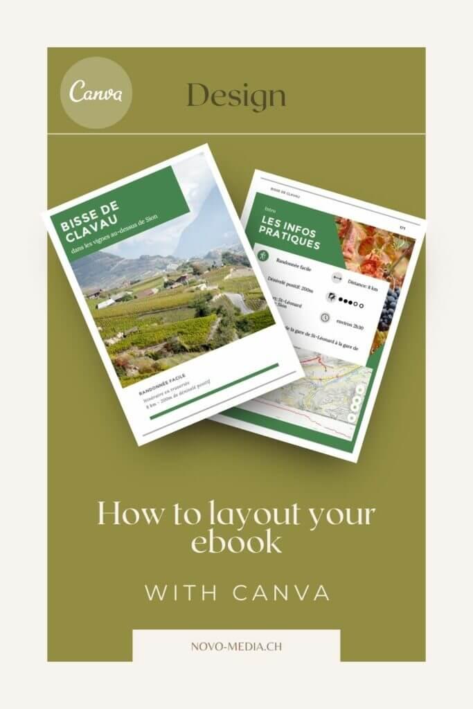 ebook layout