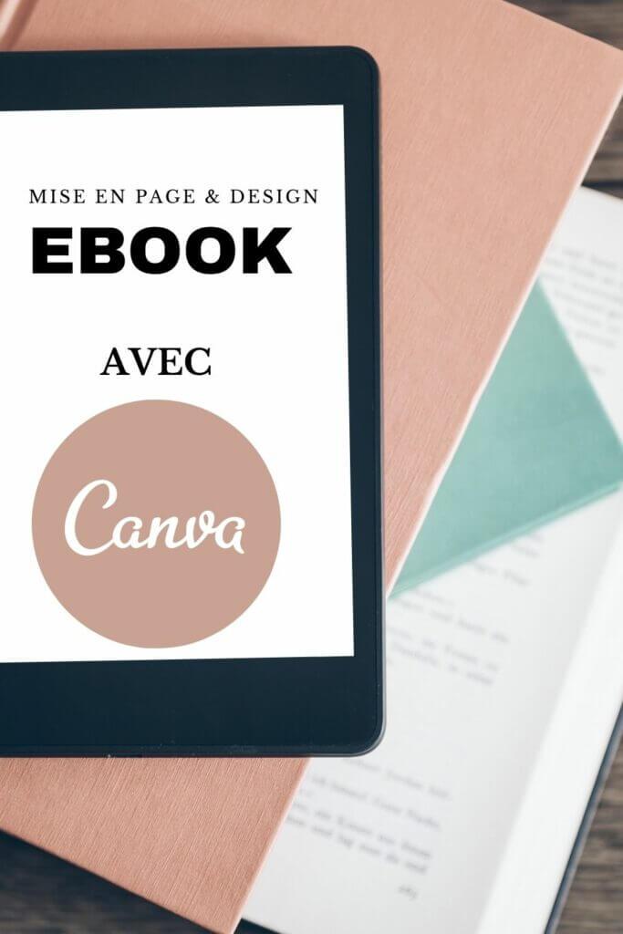 Mise en page & design d'ebook