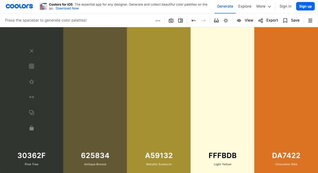 couleurs ebook