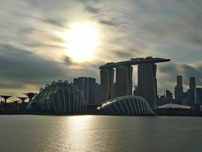 Marin east - Singapour